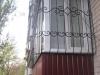 красивые решетки на балконе