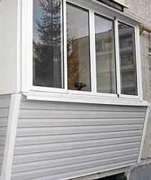 Остекление балкона в Черкассах и области